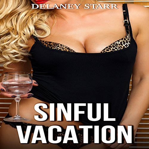 Sinful Vacation audiobook cover art