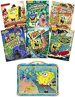 Ultimate Spongebob Squarepants DVD Collection: Volume 1 (6-DVD Set + Bonus Lunchbox) - Pest of the West/Adventures of Spongebob/Extreme Kah-Rah-Tay/Gouls Fools/The Great Patty Caper/The Big One
