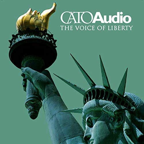 CatoAudio, June 2010 audiobook cover art