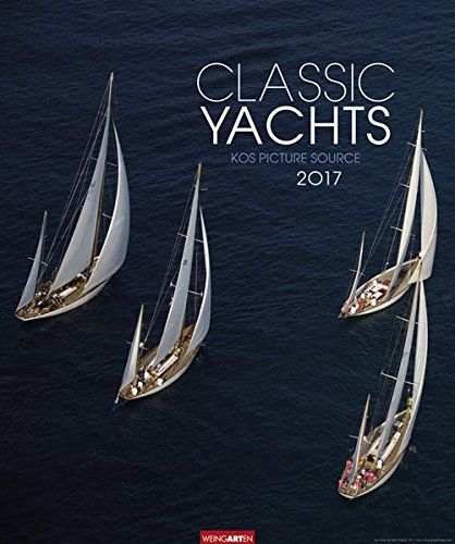 Classic Yachts - Kalender 2017
