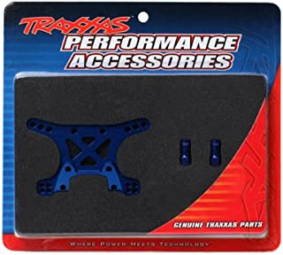 Traxxas 6440 Blue-Anodized 7075-T6 Aluminum Front Shock Tower, XO-1
