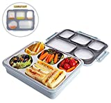 Femora High Steel Rectangle Lunch Box Container for Office