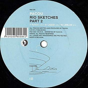 Rio Sketches Part 2