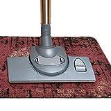 deco-mat Fußmatte Orient (40 x 60 cm, Grün) • rutschfeste und waschbare Fußmatte für außen/innen • saugstarke Schmutzfangmatte für Innen-/Außenbereich in orientalischem Design - 9