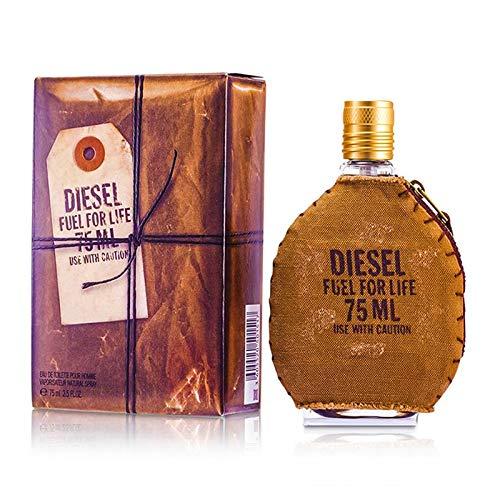 DIESEL - Fuel For Life Pour Homme Eau de Toilette Spray (2.5 oz.) by Diesel