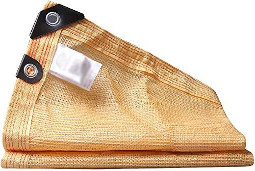 Sombra Paño Shade Net Patio Sun Shade Spade Canopy, Cubierta Al Aire Libre De Tela De Sombra Del Rectángulo - Colegio De Tela De Tela De Sombrilla De Bloqueo UV Para PERGOLA Backyard Garden Carport