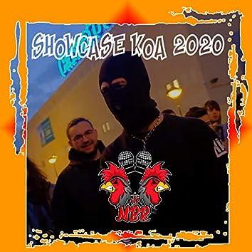 Showcase Koa 2020
