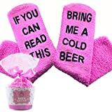 ITACH Luxury Beer Socks with Cupcake Gift Packing - Valentine gifts...