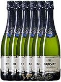 Bouvet Saphir Vintage Blanc Brut aus Frankreich 6 x 0,75 Liter -