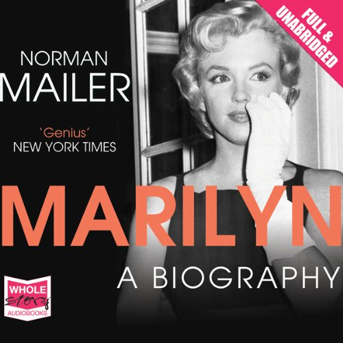 Marilyn: A Biography audiobook cover art