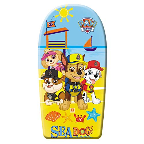 Mondo Toys - Body Board Paw Patrol - Tavola da Surf per bambini - 94 cm - 11162
