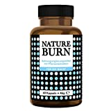Natureburn Burner Kapseln für die Nacht, Stoffwechsel Multisupport im Schlaf, die Nummer 1