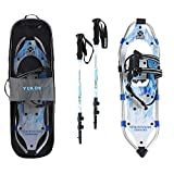 Best Snowshoes - Yukon Charlie's Advanced 8 x 25 Inch Women's Review