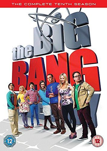The Big Bang Theory  S10 [Edizione: Regno Unito] [Reino Unido] [DVD]