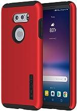 Incipio LGE-366-RBK LG V30 / V30 Plus DualPro Case - Iridescent Red/Black