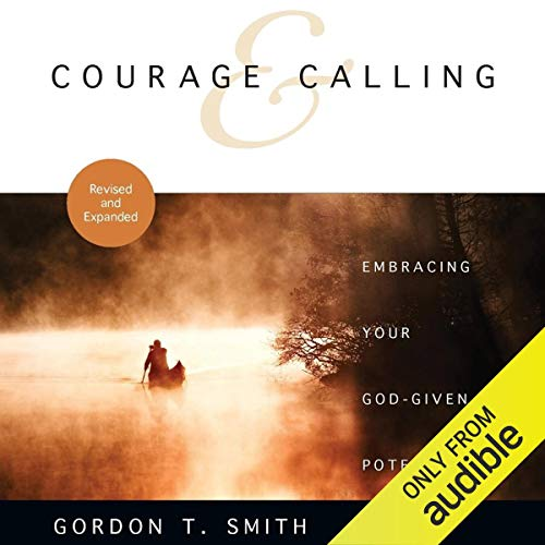 Courage and Calling audiobook cover art