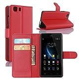 DOOGEE X5 Case, Doogee X5 Pro Case, Fettion Premium PU