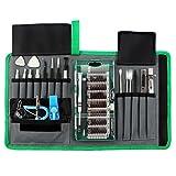 Zacfton 78 in 1 Magnet Präzisions Schraubendreher Set Reparatur Tool Kit für Pad, iPhone, Laptop,...