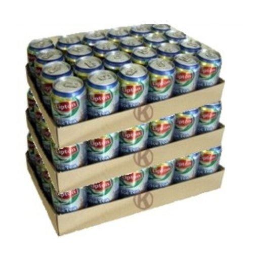 Lipton Ice Tea Sparkling Zero 72 x 0,33l Dose XXL-Paket (Eistee)