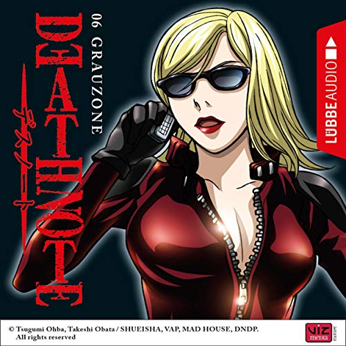 Grauzone audiobook cover art