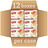 Kosher Parve Mre, Meal Mart Amazing Meals Ready to Eat, Fillet of Salmon Rice & Pimentos (12 Pack) – Travel, Military, Emergency Survival Food – Prepared Fully Cooked, Microwave Dinner, Shelf Stable