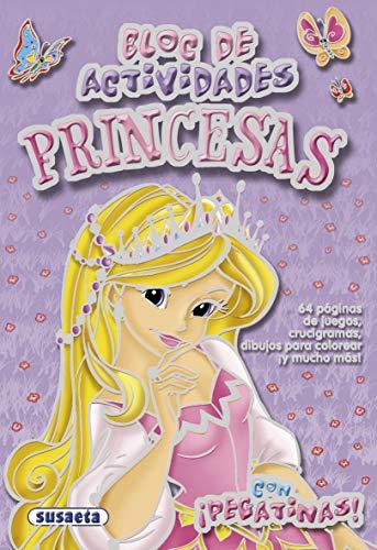 Princesas (Bloc de actividades)