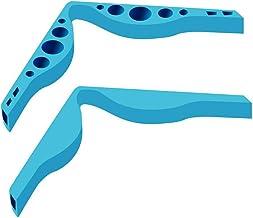 geneic 5 stks Mistvrije Accessoire Neus Brug voor Maskers Voorkom Brillen Fogging voor Mannen Vrouwen 6 Kleuren