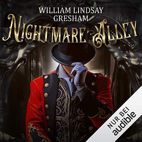 Nightmare Alley (German edition) cover art