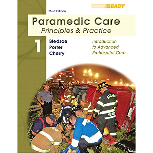 VangoNotes for Paramedic Care  By  cover art