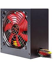 Mars MPII550 Gaming, fuente PC 550W, ATX, ventilador 12cm, eficiencia 99%