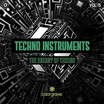 Techno Instruments, Vol. 5 (The Energy Of Techno)