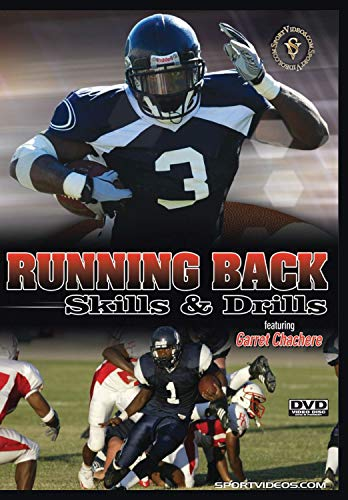 Running Back Skills and Drills
