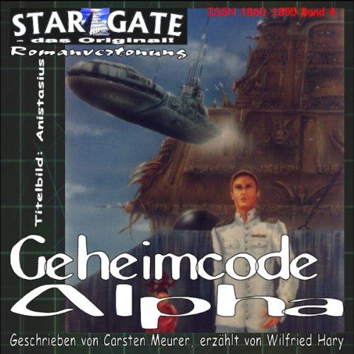 Geheimcode Alpha Titelbild