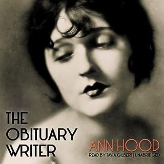 The Obituary Writer cover art