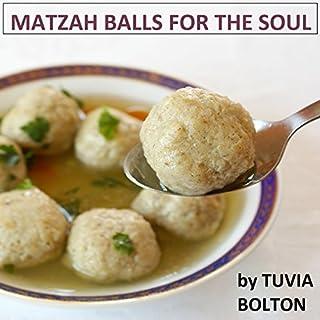 Matzah Balls for the Soul cover art