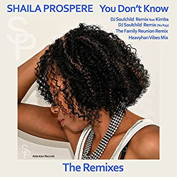 You Don't Know (The Remixes)