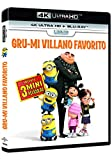 Gru: Mi Villano Favorito (4K UHD + BD) [Blu-ray]