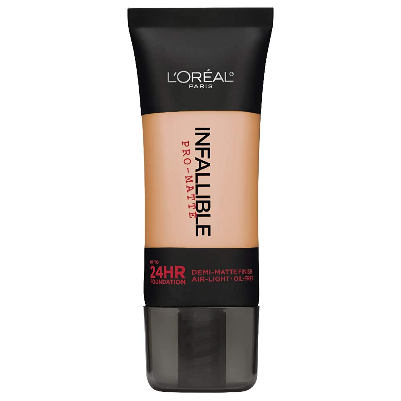 規則性ホストレビューL'OREAL Infallible Pro Matte Foundation Natural Buff (並行輸入品)