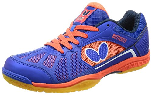 Great Features Of Butterfly Lezoline Rifones Shoes - Table Tennis Shoes for Men or Women – Athleti...