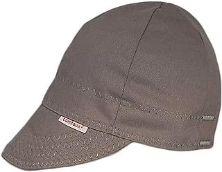Comeaux Caps Reversible Welding Cap Solid grey Size 8
