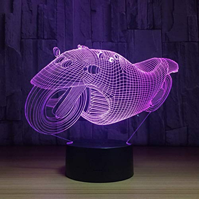 Xiadsk 3D Nachtlicht Fernbedienung VisuelleBirne Optische Tuschung Bunte Note LED Lampe Romantisches Licht des Tages Nacht Liebe Herz Hochzeit Valentinstag, ich