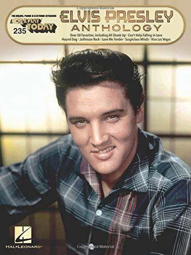 E-Z Play Today 235: Elvis Presley Anthology (Album): Noten für Gesang, Gitarre