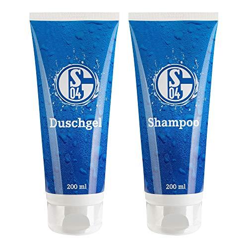 FC Gelsenkirchen-Schalke 04 e.V. DUSCHGEL & Shampoo-Set 0 - STK