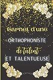 Carnet d'une Orthophoniste de Talent...