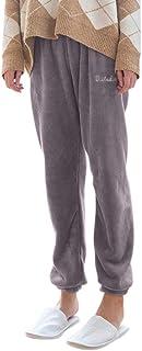 Xmiral Pantaloni Jeggings Skinny da Donna Elasticizzati Joggers in Felpa Donna Corallo Puro Nuovo Stile Comodi