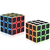 Cube Magique, [ Paquet de 2 ] Linbro 3*3*3 Original Speed Cube Pressure Reducer...