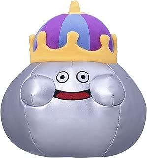 Square Enix Dragon Quest Smile Slime Plush Doll Metal King M