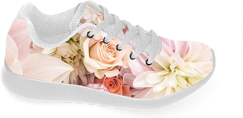 HSL Sports shoes for Women, Floral Jogging Running Sneaker for Women, Printed shoes for Women