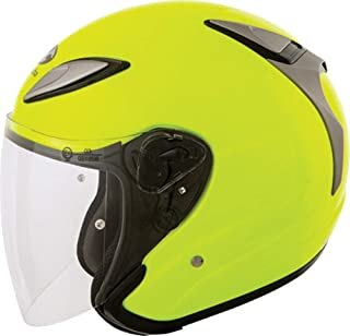 Kabuto 7692007; Kabuto Avand Ii Flash Yellow Xs