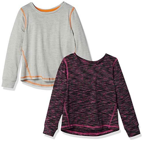 Amazon Essentials – Camiseta deportiva de manga larga para